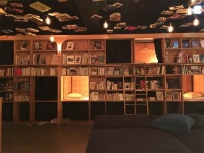 眠れる本棚