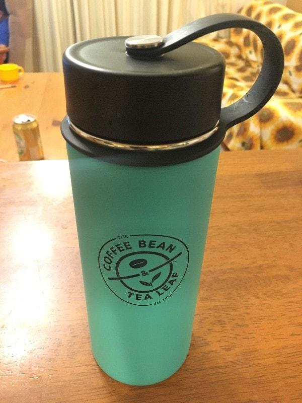 The Coffee Bean & Tea Leafのオリジナルタンブラー