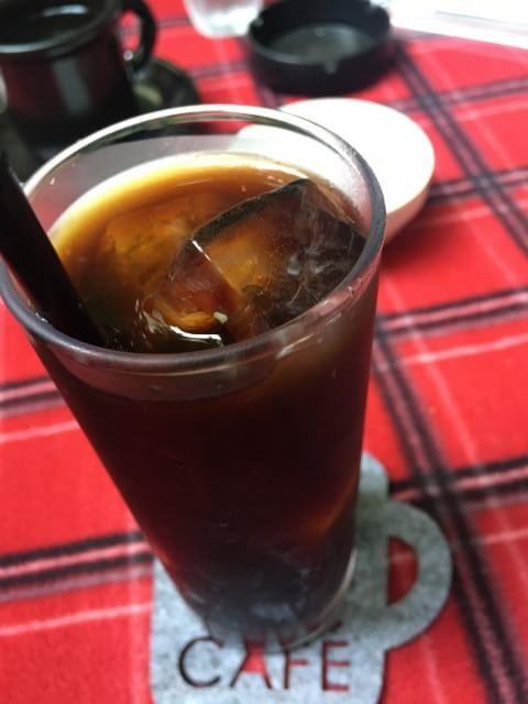 89cafe|アイスコーヒー